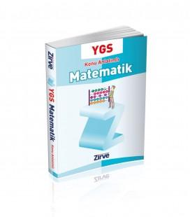 YGS Matematik Konu Anlatımlı Zirve Yayınları