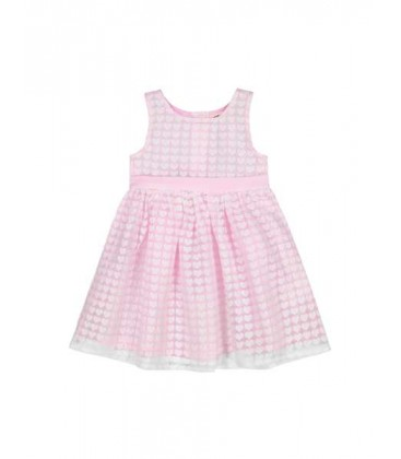 Koton Kız Çocuk Elbise Pembe 7YKG87374GWBT4