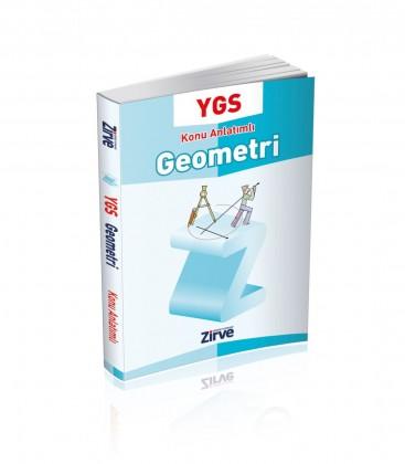 YGS Geometri Konu Anlatımlı Zirve Yayınları