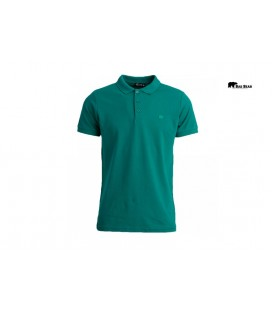 Bad Bear Erkek Yeşil Polo Yaka Tişört 18.01.07.002