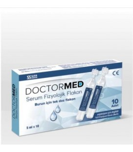 Doctor Med Physiological Burun Serum