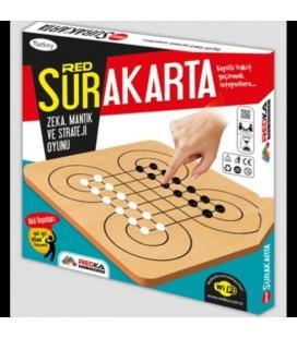 Redka Surakarta Zeka Mantık Ve Strateji Oyunu