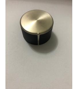 Ankastre Fırın Kontrol Düğmesi Yeni Tip - Renk Inox