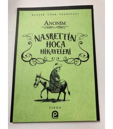 Nasrettin Hoca Hikayeleri - Anonim - Pınar Yayınları