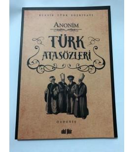 Türk Atasözleri - Anonim - Akıl Fikir Yayınları