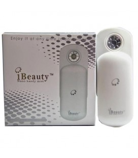 iBeauty Nano Handy Mist Spray Püskürtücü Yüz Vapur
