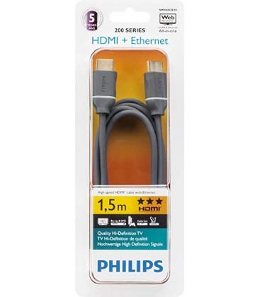 Philips SWV4432S/10 4K 3D Destekli 2160p Hdmı Kablo (1,5 metre)