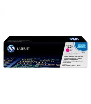 HP 125A 1400 Sayfa Kapasiteli Kırmızı (Magenta) Toner CB543A