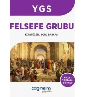 YGS Felsefe Grubu Konu Özetli Soru Bankası Çağrışım Yayınları