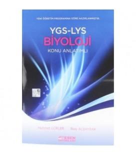Ygs Lys Biyoloji Konu Anlatımlı - Esen Yayınları