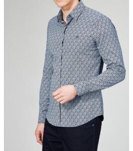 Avva Desenli Slim Fit Uzun Kollu Gömlek A81Y2223