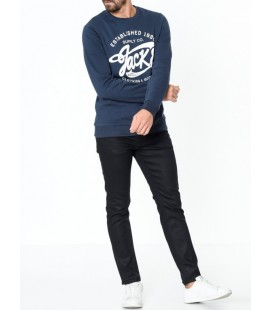 Jack & Jones Erkek Jean Pantolon | Tim - Slim Fit 12126067