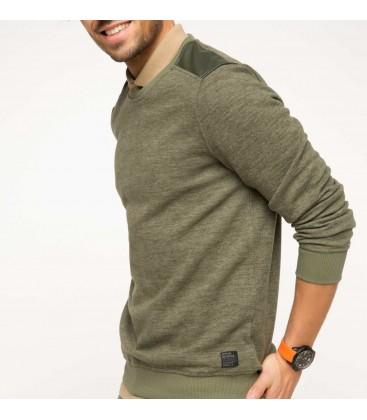 DeFacto Erkek Omuz Detaylı Sweatshirt G2901AZ
