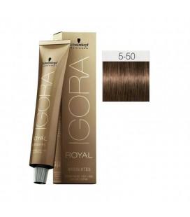 Schwarzkopf Igora Royal Absolutes 5-50 Açık Kahve Doğal Altın