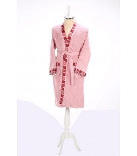 Özdilek Kimono Bornoz Marlis Pudra