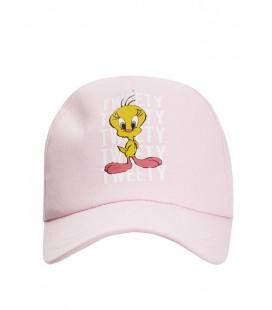 DeFacto Tweety Baskılı Lisanslı Şapka Açık Pembe Şapka  L1422A6
