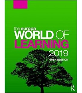 The Europa World of Learning 2019 69th Edition 2 Kitap