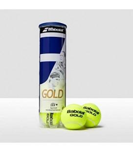 BABOLAT Gold X 4 502037-YEL Tenis Topu 4'lü