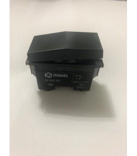 Makel Modüler Seri 1 M Anahtar Siyah 53111001