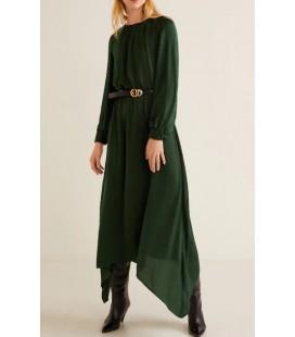 Mango Kadın Elbise  33050210-PROTEA-A-LM