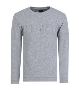 Tween Gri Erkek Sweatshirt 1TC223400253301