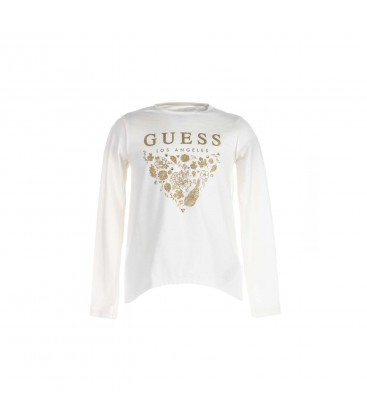 GUESS Kız Çocuk Tişört - J84I33J1300