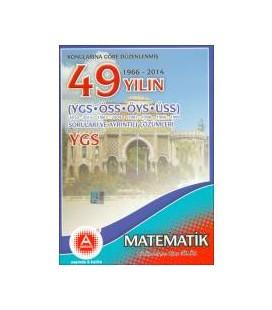 YGS Son 50 Yılın Matematik Soruları ve Çözümleri (2015)
