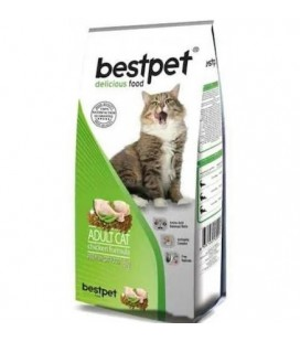 Bestpet Tavuk Etli Yetişkin Kedi Maması 400 Gr