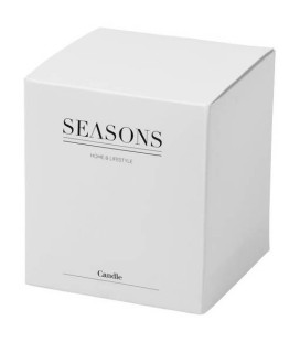 Seasons Candle Ahşap Kapaklı Mum