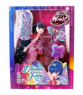 Winx Club Dreamix Fairy Bebek - Musa