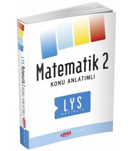 LYS Matematik 2 Konu Anlatımlı - FEM Yayınları