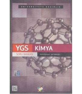 YGS Kimya Soru Bankası - FDD Yayınları