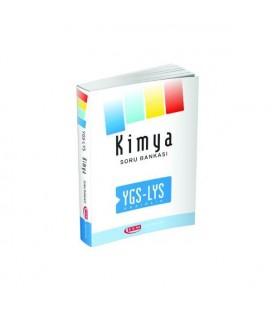 YGS LYS Kimya Soru Bankası - Fem Yayınları