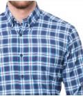 Karaca Erkek Regular Fit Casual Gömlek 616304039 - Turkuaz