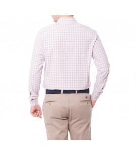 Karaca Erkek Regular Fit Casual Bordo Gömlek 616304061