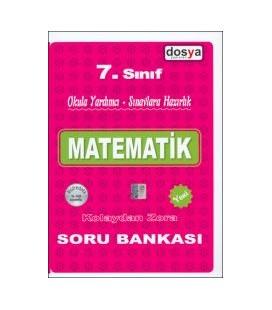 7. Sınıf Matematik Kolaydan Zora Soru Bankası