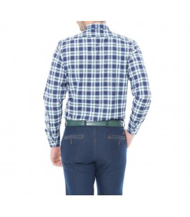 Karaca Erkek Regular Fit Casual Lacivert Gömlek 616304071