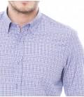 Karaca Erkek Slim Fit Casual Bordo Gömlek 616304058