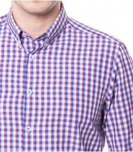 Karaca Erkek Slim Fit Casual Gömlek 616304063 - Lacivert