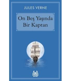 On Beş Yaşında Bir Kaptan - Jules Verne - Arkadaş Yayıncılık
