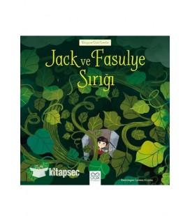Jack ve Fasulye Sırığı - 1001 Çiçek Kitaplar