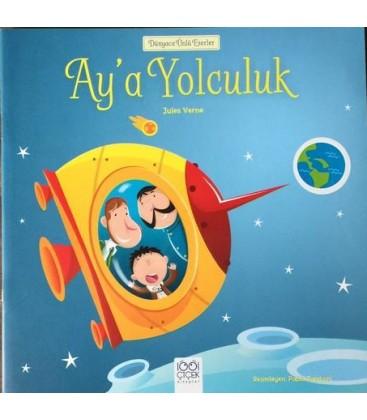 Ay'a Yolculuk 1001 Kitap Yayınları