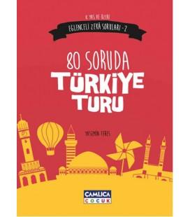 80 Soruda Türkiye Turu Yasemin Teres