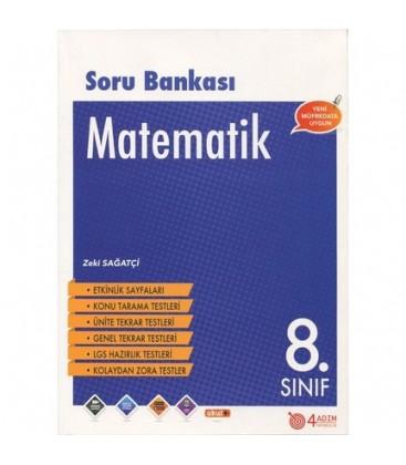 8. Sınıf Matematik Soru Bankası - 4 Adım Yayıncılık