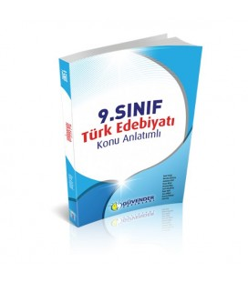 9. Sınıf Türk Edebiyatı Konu Anlatımlı - Güvender Yayınları