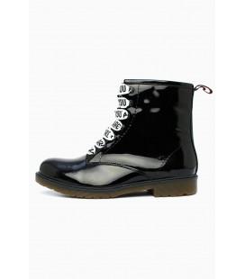 B&G Store Kız Çocuk Siyah Ayakkabı 18FW0TJ4021