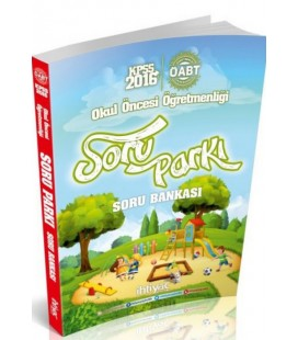 KPSS ÖABT Okul Öncesi Öğretmenliği Soru Parkı Soru Bankası İhtiyaç Yayınları