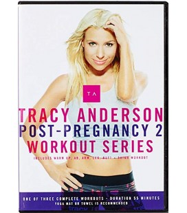 Tracy Anderson Post Pregnancy 2 Workout DVD