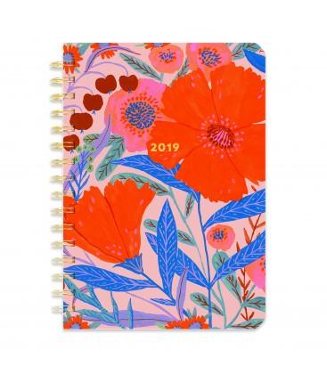 Fabooks 2019 Ajandası - KIRMIZI
