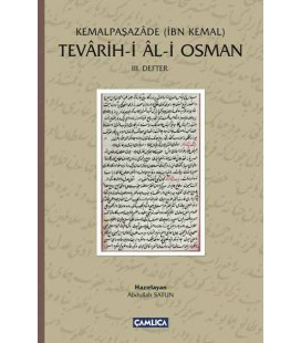 Tevârih-İ Âl-İ Osman, 3. Defter